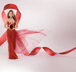Kathy Ireland Contributes $100,000 World Aids Day Gift To The Elizabeth Taylor AIDS Foundation Announces Level Brands Inc.