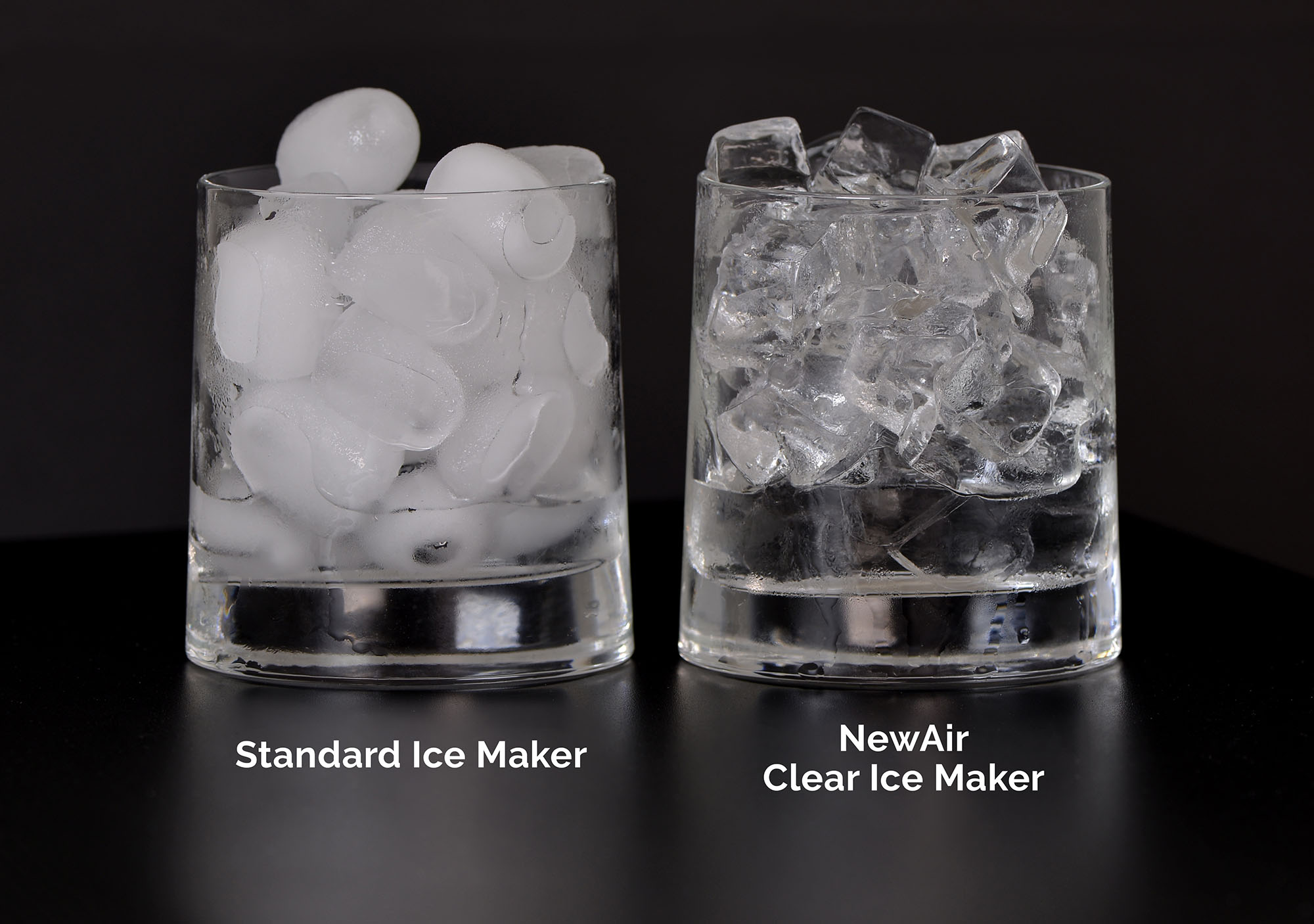 Newair Launches Restaurant Quality Home Ice Maker