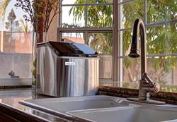 NewAir ClearIce40 - Portable Countertop Ice Machine