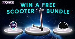 GLIDER ELECTRIC SCOOTER GIVEAWAY | GOTRAX