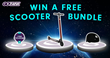 GOTRAX™ Celebrates GLIDER Release with Electric Scooter Holiday 'Bundle' Giveaway
