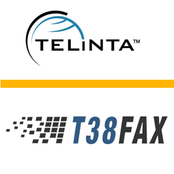 Telinta and T38Fax