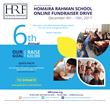 6th Annual Homaira Rahman Foundation Online Fundraiser