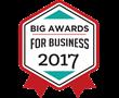 2017 BIG Awards for Business logo