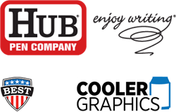 Hub Pen Company adds Best Promotions and Cooler Graphics