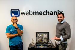 Arsham Mirshah and Chris Mechanic