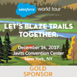 SUMO Scheduler is a Gold Sponsor at Salesforce World Tour in New York City