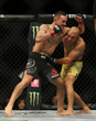"""Monster Energy's Max """"Blessed"""" Holloway Retains Title With a TKO Win Over Jose Aldo"""