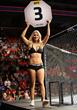 Octagon Girl at UFC 218