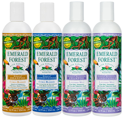 Emerald Forest Botanical & Moisturizing Shampoos & Conditioners