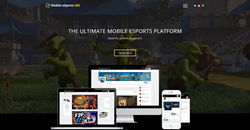 Mobile eSports, Website, Gaming Forum, Mobile Game League, Beta Testing, iOS Games, Android Games