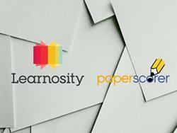Learnosity Paperscorer partnership
