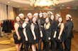 "Manhattanville College's elite pop group, The Quintessentials, provided holiday entertainment for guests at HOW's annual ""Tree of Life"" celebration."
