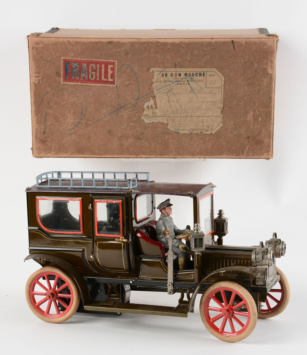 Morphy Auctions' Can't Miss December, 2017 Premier Toy And
