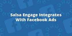 Facebook Ads Salsa Engage Integration