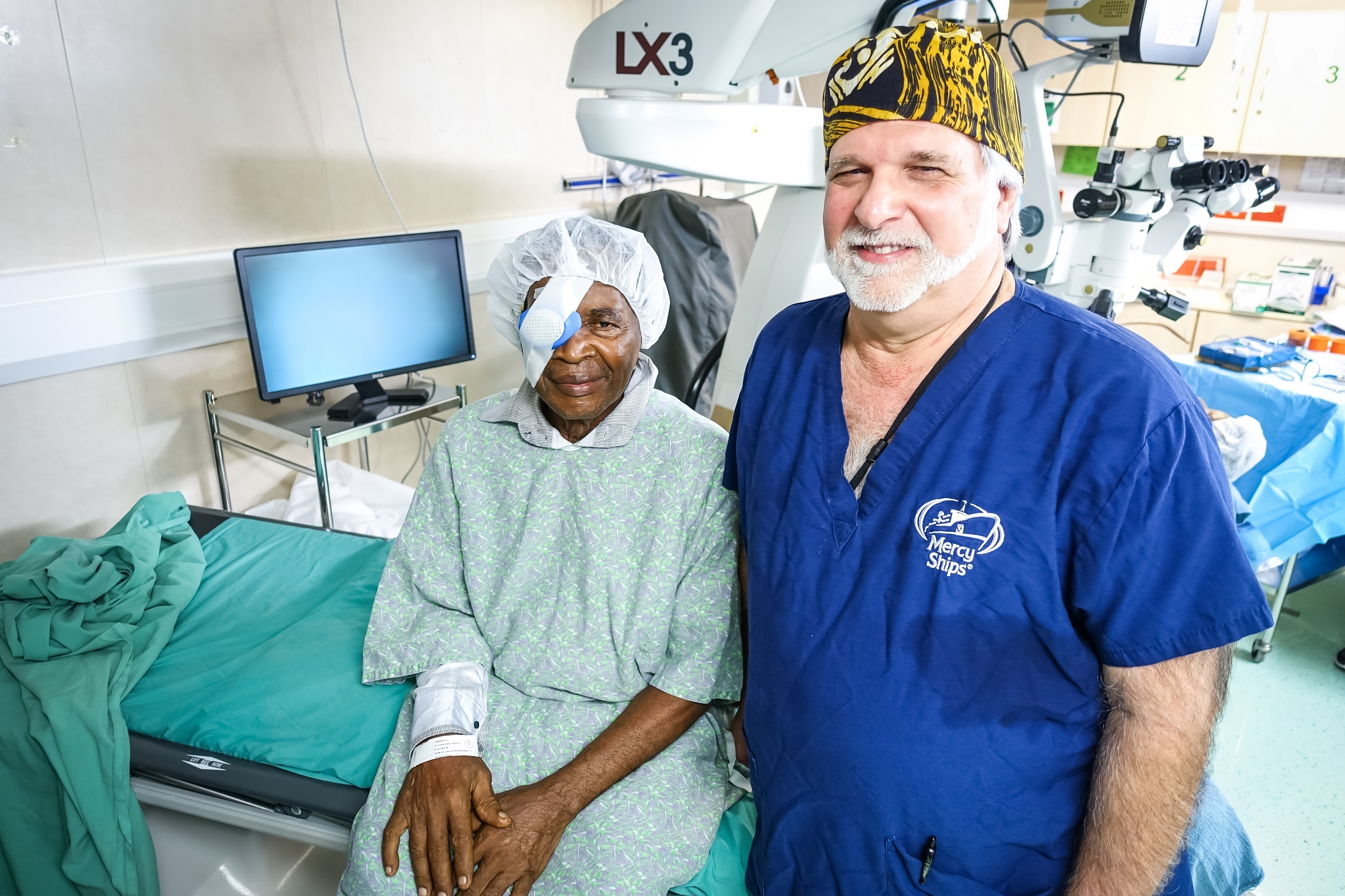 30,000th Free Surgery Provided by Mercy Ships Onboard the ...