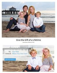 Jennifer Uhll, Founder, CEO LifetimeWishes.com