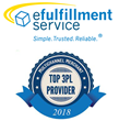 eFulfillment Service Named a Top 3PL Provider for 2018