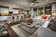 Interior photo of Resdience 1 a new home built by McCaffrey Homes in the Santerra at Riverstone community in Madera CA