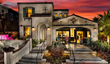 Exterior of Residence 3 built by McCaffrey Homes in the Ivy at Riverstone community in Madera, CA