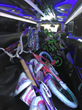 Chapel of the Flowers Limousine Filled with Bikes for KLUC Toy Drive