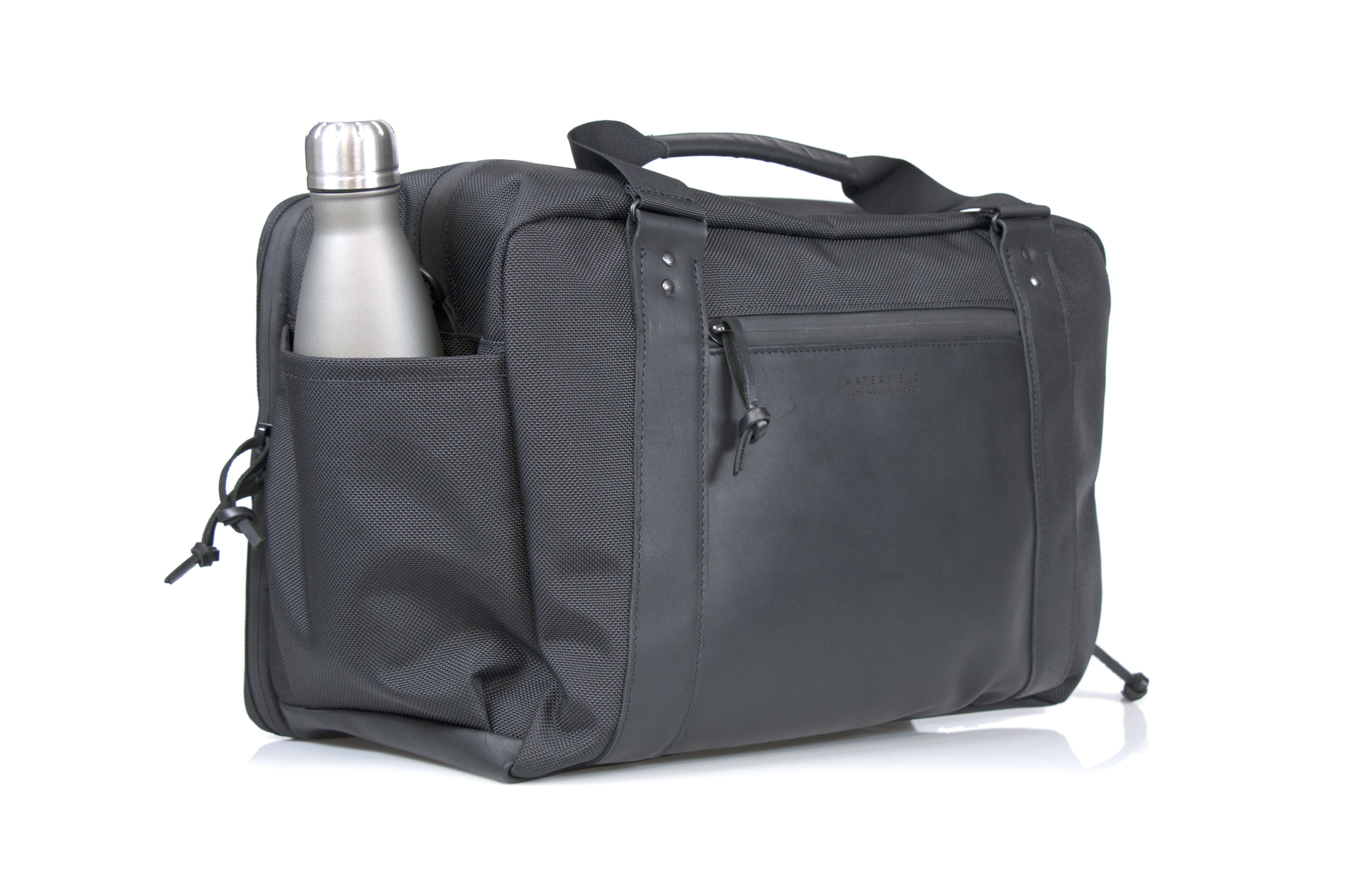 b71fe84160 WaterField Ships Atlas Executive Athletic Holdall — Designed to Help ...