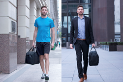 Atlas Executive Athletic Holdall — from gym to office seamlessly