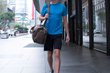 Atlas Executive Athletic Holdall — heading back from the gym