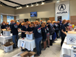 Volunteer Work Two Shifts At Crown Acura In Clearwater, Fla.