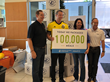 Crown Auto Group exceeded its goal of 100,000 meals