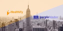 Healthify Purple Binder SDOH