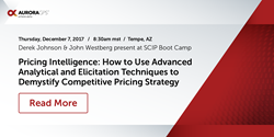 Pricing Intelligence: How to Use Advanced Analytical Techniques to Demystify Competitive Pricing Strategy
