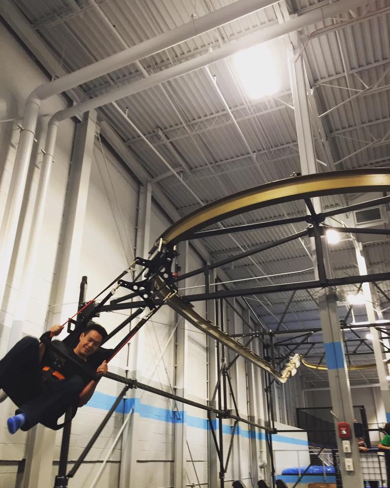 A New Indoor Adventure Park in Sterling, Virginia is Now Open