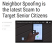 The Seniors Center Launches New Fraud Advisory Blog for Seniors