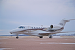 The Cessna Citation X, already the embodiment of speed and luxury, has been upgraded with High Speed Wi-Fi for high-speed connectivity in the air.