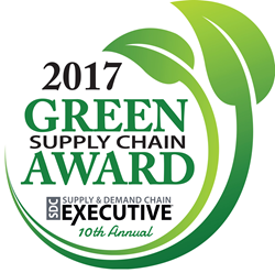Green Supply Chain Award