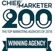 Benchworks Named to Chief Marketer's 2018 List of Top 200 Marketing Agencies Serving the U.S.