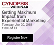 Cynopsis Announces Webinar on Getting Maximum Impact from Experiential Marketing