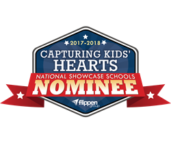 Capturing Kids' Hearts National Showcase School Nominee 2017-2018