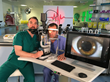 Haag-Streit UK provides slit lamp to CBBC TV series 'Operation Ouch!'