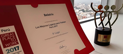 Belatrix Software Recognized Again As A Great Place To Work