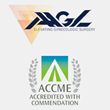 AAGL Receives ACCME Accreditation with Commendation as a Provider of Continuing Medical Education