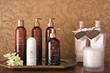 spa, packaging, design, bottle, brand, resort