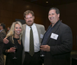 Photo of employees of Level Homes and LH Lending at Fast 50 Awards ceremony hosted by The Triangle Business Journal in Raleigh, NC