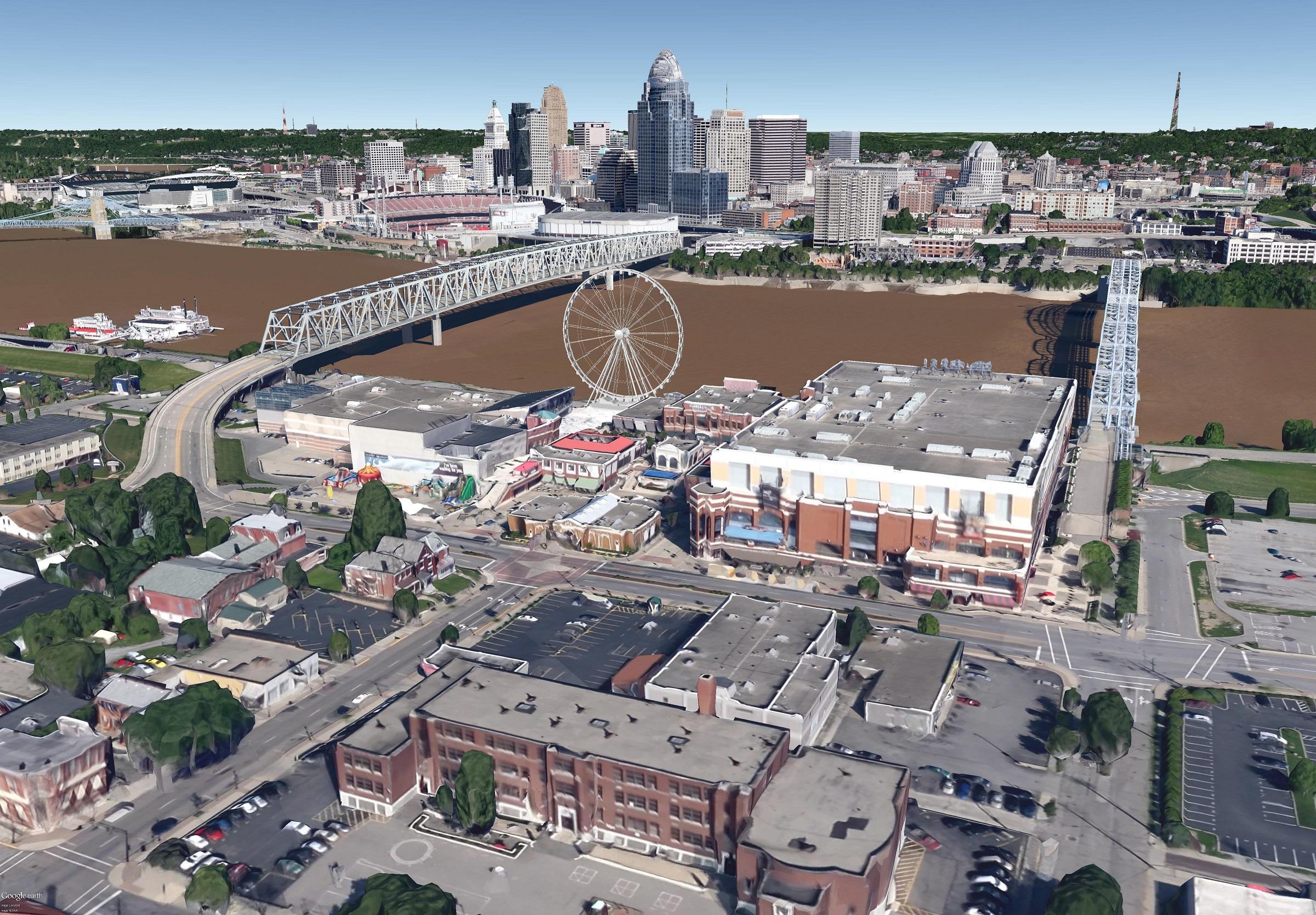 Woolpert To Design 13m Skywheel Newport Project At
