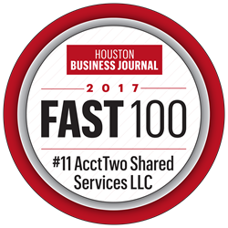 Sage Intacct Partner of the Year Named One of the Fastest-Growing Private Companies Headquartered in the Houston Area