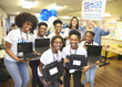 E2D Changes Lives and Gives Back to the Community One Laptop at a Time Via Computer Surplus Fundraiser