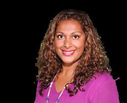 Reshma Moorthy, President of Frontier Technologies' headshot.
