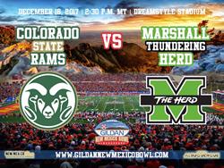 Albuquerque Celebrates Bowl Season with the 12 Annual Gildan New Mexico Bowl - Saturday, Dec. 16