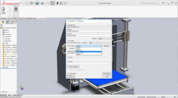 how to add description in bill of materials solidworks